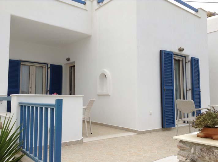 Apartments - Theologos beach Antiparos