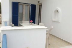 Apartments - Theologos beach Antiparos